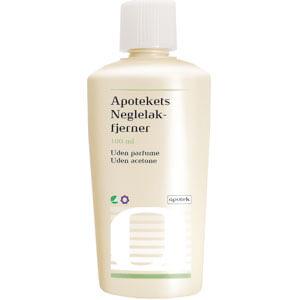 Apotekets Neglelakfjerner uden acetone