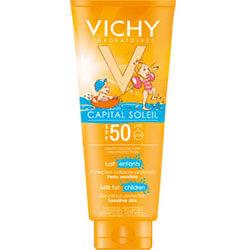 Vichy Capital Soleil Solspray til børn SPF50+